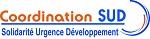 Logo de coordination sud, le réseau solidarité urgence développement