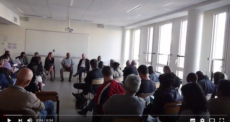 Conférence-débat sur la citoyenneté sur les territoires pour lancer le DU Citoyenneté et Territoires du CIEDEL