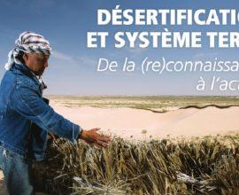 Un article sur la formaction pour la gouvernance locale en zone aride dans le Liaison Énergie Francophonie spécial désertification