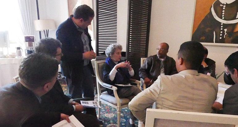 Formation des collectivités territoriales libyennes