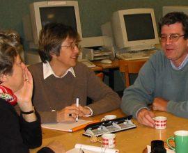 L'équipe du CIEDEL, années 90
