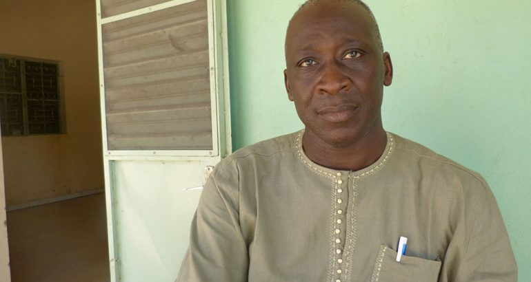 Demba Keita, conférence 30 ans CIEDEL