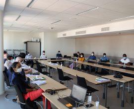 Des professionnels en formation à Lyon